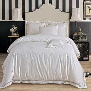 Белое постельное белье – элегантная роскошь и изысканная простота