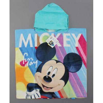 Полотенце-пончо Mickey