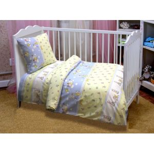 Буслик. Детский КПБ в кроватку (ТМ Блакіт - Беларусь)