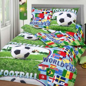 Детский КПБ World Cup (футбол)