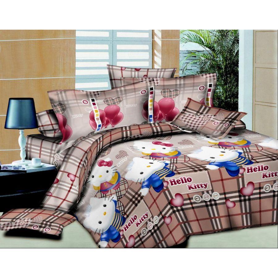Hello Kitty. Дитячий комплект постільної білизни в ліжечко. Інтернет ... cf025f1383eab
