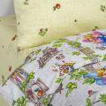 Детский КПБ в кроватку Лесные феи