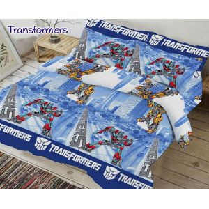 Transformers 2019. Детский полуторный КПБ