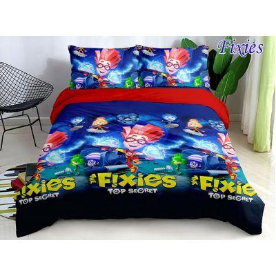 Комплект детского постельного белья Fixies