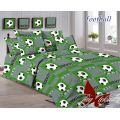 Комплект детского постельного белья Football