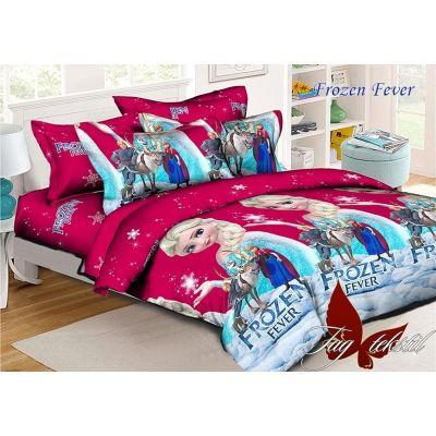 Комплект детского постельного белья Frozen Fever