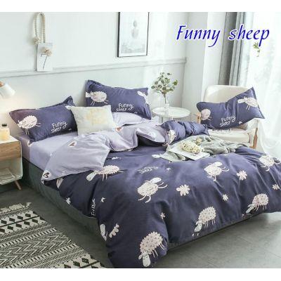 Комплект детского постельного белья Funny sheep