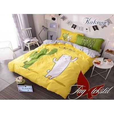 Комплект детского постельного белья Кактус