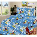 Комплект детского постельного белья Mickey Mouse blue