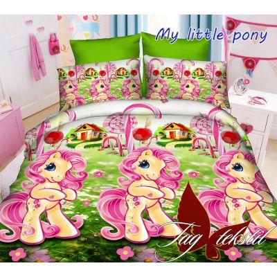Комплект детского постельного белья My little pony