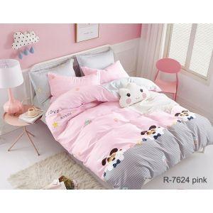 R7624 pink. Детский полуторный КПБ