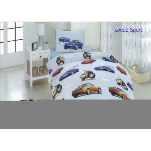 SpeedSport. Детский полуторный КПБ