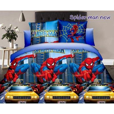 Комплект дитячої постільної білизни Spider-Man new