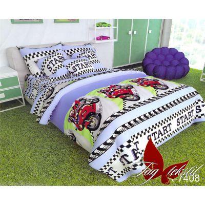 Комплект детского постельного белья Старт