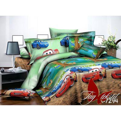 Комплект детского постельного белья Тачки underground R7294