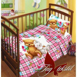 Детство. Детский КПБ в кроватку