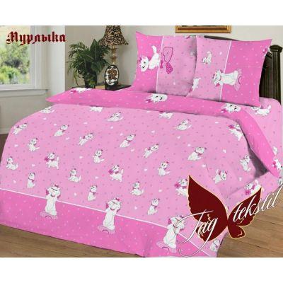 Комплект детского постельного белья Мурлыка