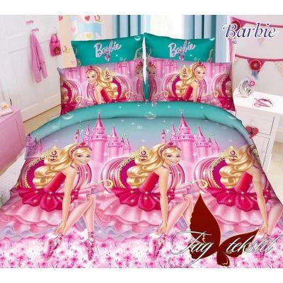 Комплект детского постельного белья Barbie