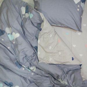 Полуторный КПБ арт. 329. Детское постельное белье Вилюта, сатин твил