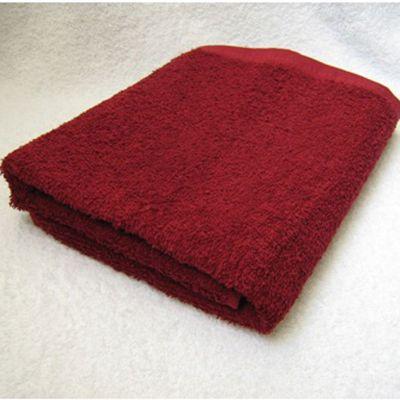 Red Bud (цвет бордовый). Полотенце Зоряне сяйво.