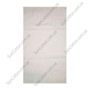 Белое полотенце махровое Азербайджан