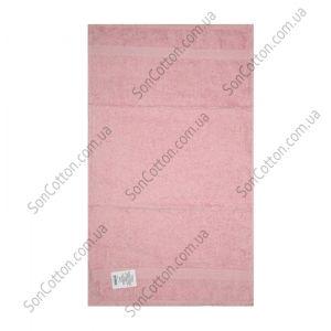 Розовое полотенце махровое Азербайджан
