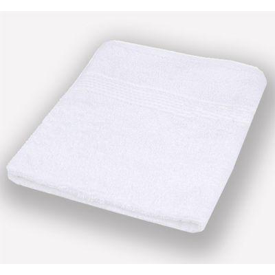 Махровое полотенце Белое, ТМ Братислава - Узбекистан