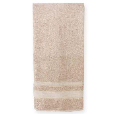 Махровое полотенце Бежевое, ТМ Братислава - Узбекистан