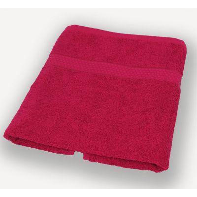 Махровое полотенце Бордовое, ТМ Братислава - Узбекистан