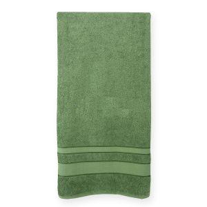 Оливковое полотенце махровое Братислава