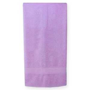 Сиреневое полотенце махровое Братислава