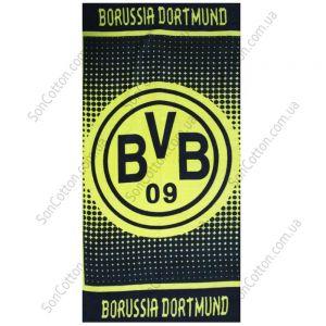 Пляжное полотенце Borussia Dortmund