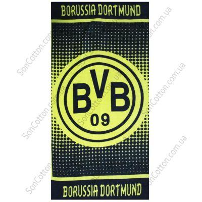 Пляжное полотенце Borussia Dortmund. ТМ Golden Daisy
