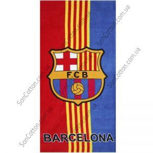 Пляжное полотенце Barselona. ТМ Golden Daisy
