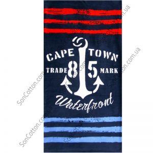 Пляжное полотенце Capetown. ТМ Golden Daisy