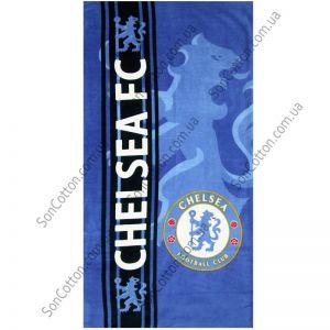 Пляжное полотенце Chelsea FC. ТМ Golden Daisy