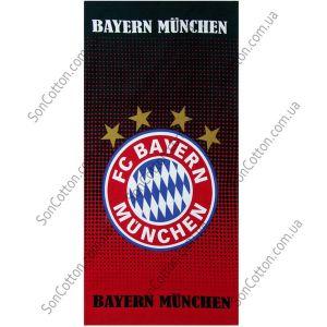 Пляжное полотенце FC Bayern Munich. ТМ Golden Daisy