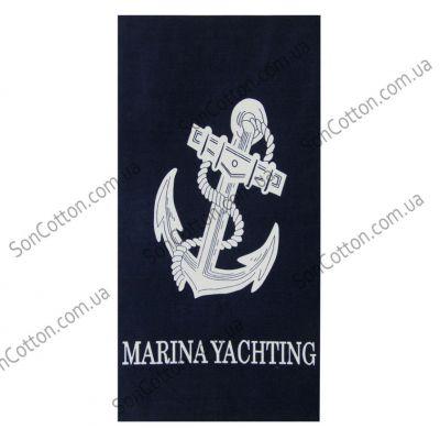 Пляжное полотенце Yachting. ТМ Golden Daisy