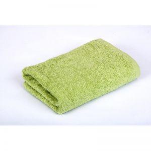 Basic Оливковый. Махровое полотенце однотонное