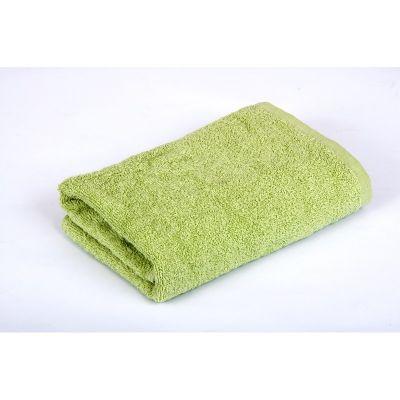 Basic Оливковый - махровое однотонное полотенце. Производитель Lotus, Украина