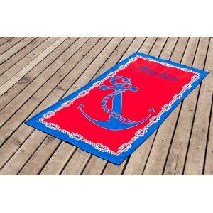 MOORING. Турецкое пляжное полотенце