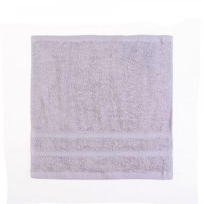 Махровая салфетка Grey - цвет Серый. ТМ PrimeTex, коллекция Luxury