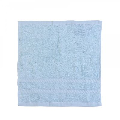 Махровая салфетка Mint - цвет Голубой. ТМ PrimeTex, коллекция Luxury