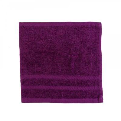 Махровая салфетка Plum - цвет Фиолетовый. ТМ PrimeTex, коллекция Luxury