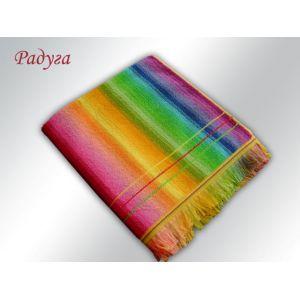 Радуга. Махровое полотенце 68*140 см