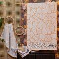 Каракум. Махровое полотенце банное 67*150 см
