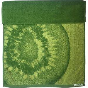 Киви. Махровое полотенце 50*90 см