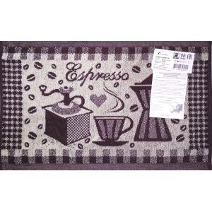 Кофе-Пауза. Махровое кухонное полотенце (салфетка) 30*50 см