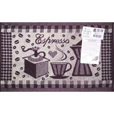 Кофе-Пауза. Кухонное полотенце (салфетка) 30*50 см