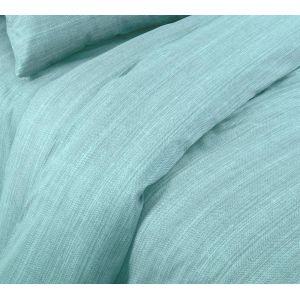 Простынь на резинке Перкаль Эко 6. Комфорт текстиль, Украина